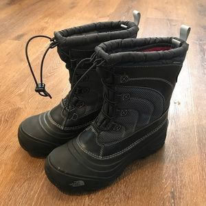North Face Waterproof Winter Snow Boots